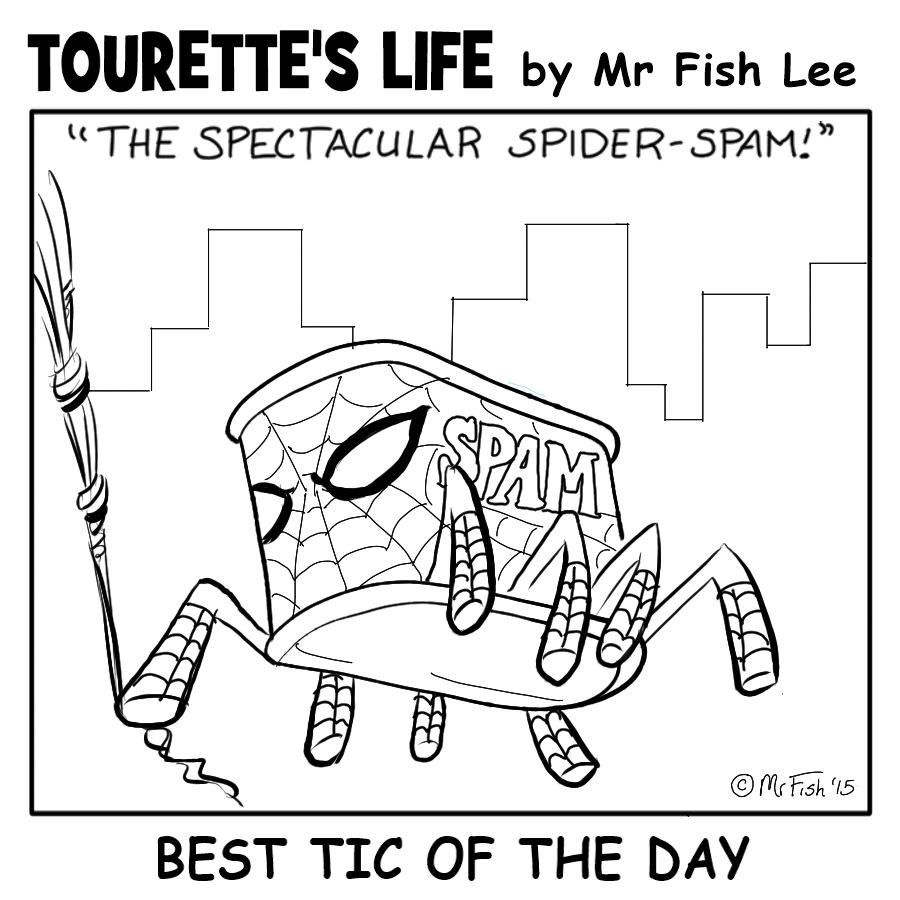 TS LIFE 081 TIC SPIDER-SPAM 02